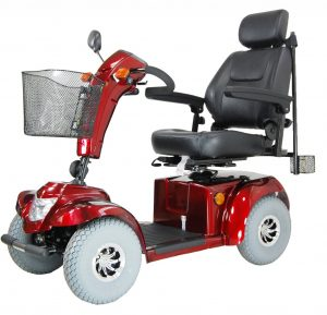 Mobility Scooters & Power Chairs