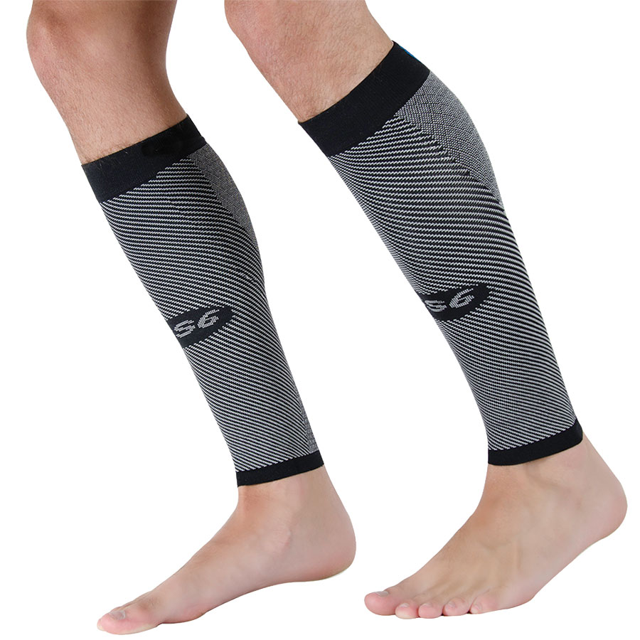 CS6 orthosleeve Calf Sleeves gradual compression Shin Splints Cramping sore legs